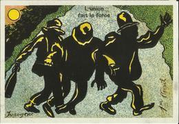 BELGIQUE - Carte N° 61 Du SOIR - L'ivrognerie Est Réprimée En 1919 Par La Loi Vandervelde. - Santé
