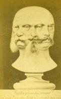 France Photomontage Trucage Politique Trompe-l'oeil Ancienne Photo CDV 1870' - Photographs