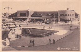 Blankenberge, Blankenberghe, La Gare (pk45925) - Blankenberge
