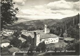 X1879 Reggello (Firenze) - L'Abbazia Vista Dal Paradisino - Panorama / Viaggiata 1955 - Italia