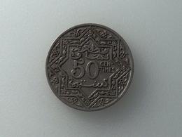 MAROC 50 Centimes Empire Cherifien - Maroc