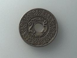 MAROC 25 Centimes Empire Cherifien - Maroc