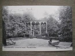 Cpa Willebroek Willebroek - Château De Naeyer - Vue Dans Le Parc - Edit. Thomas Baggerman - 1904 - Willebroek