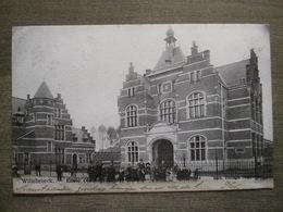 Cpa Willebroek Willebroek - Ecole Communale Des Filles - Edit. Thomas Baggerman - 1902 - Willebroek