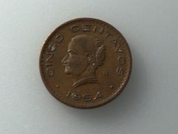 MEXIQUE 5 Centavos 1954 - Mexique