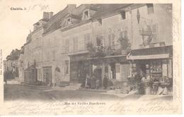 CHABLIS - Rue Des Vieilles Boucheries - Chablis