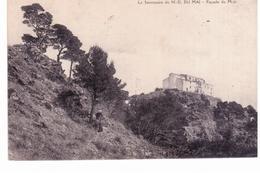 & Le Sanctuaire Notre Dame Du Mai - Façade Du Midi ( Six Fours) - Six-Fours-les-Plages