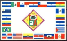 Costa Rica - 1960 - Yt BF 3 - Conférence Panaméricaine - ** - Costa Rica