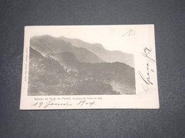 BRÉSIL - Carte Postale - Estrada De Ferro Do Parana , Os Pies Da Serra Do Mar - L 16162 - Brésil