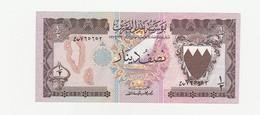 Half  Dinar UNZ - Bahrain