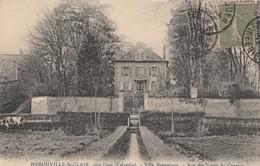 14 - HEROUVILLE SAINT CLAIR - Villa Beauséjour - Vue Des Bords Du Canal - Herouville Saint Clair