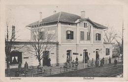 AK Leskovac Lescovac Лесковац Bahnhof železnička Stanica железничка станица Serbien Serbia Srbija Република Србија - Serbien