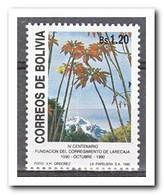 Bolivië 1990, Postfris MNH, Trees - Bolivië