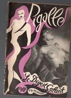 (revue érotique) PIGALLE LE DIGEST GALANT N°9 (1950) (PPP8531) - Livres, BD, Revues