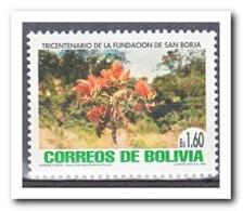Bolivië 1994, Postfris MNH, Trees, Flowers - Bolivië