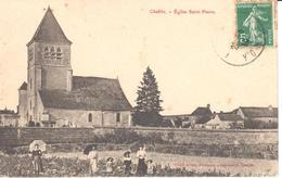 CHABLIS - Eglise Saint Pierre - Chablis