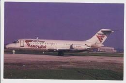 AI52 Aviation - Midway Metrolink McDonnell Douglas DC-9-14 - 1946-....: Modern Era