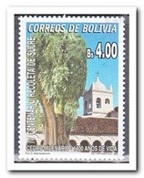 Bolivië 2002, Postfris MNH, Trees - Bolivië