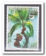 Bolivië 2004, Postfris MNH, Trees - Bolivië