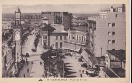 AP55 Casablanca, Place De France - Casablanca