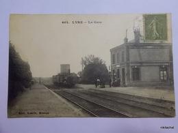 LYRE-La Gare-Train - Otros Municipios