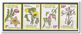 Botswana 1974, Postfris MNH, Flowers - Botswana (1966-...)