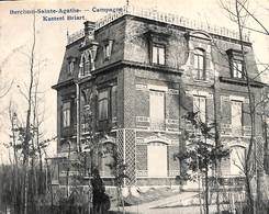 Berchem Sainte Agathe - Campagne - Kasteel Briart (1913, Peu Vue) - Berchem-Ste-Agathe - St-Agatha-Berchem