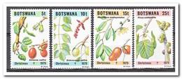 Botswana 1979, Postfris MNH, Trees, Plants, Christmas - Botswana (1966-...)