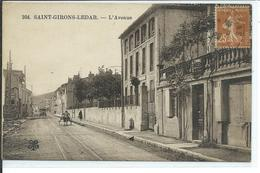Saint-Girons-Ledar-L'Avenue - Saint Girons