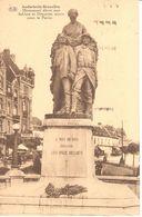 Bruxelles - CPA - Brussel - Anderlecht - Monument élevé Aux Soldats - Anderlecht