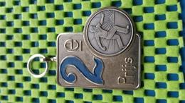 Medaille / Medal - Medaille Klootschieten Wedst. 2 E Prijs 1986 - Netherland