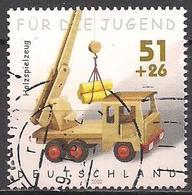Deutschland  (2002)  Mi.Nr.  2261  Gest. / Used  (1eu11) - Used Stamps