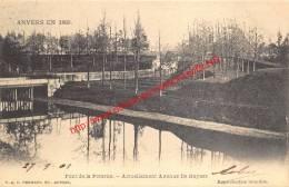 Anvers En 1860 - Pont De La Poterne - Actuellement Avenue De Keyser - G.Hermans Nr. 4 - Antwerpen - Antwerpen