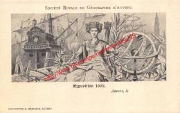 Société Royale De Géographie D'Anvers - Exposition 1902 - G.Hermans - Antwerpen - Antwerpen