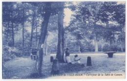 (95) 187, L'Isle Adam, Olivier 13, Foret, Carrefour De La Table De Cassan, D'un Carnet - L'Isle Adam