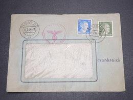 ALLEMAGNE - Enveloppe De Berlin Pour La France En 1944 Avec Contrôle Postal - L 16214 - Allemagne