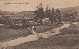 Butgenbach   , Warchetal Mit Muhle ( Moulin à Eau ,watermolen ) - Bütgenbach