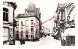 Hotel Lion Blanc J. Schaloigne - Leysstraat - Antwerpen - Antwerpen