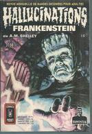 HALLUCINATIONS   N° 15  - A. M . SHELLEY  - AREDIT 1972 - Hallucination