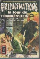 HALLUCINATIONS   N° 16  - Benoit BECKER  - AREDIT 1972 - Hallucination