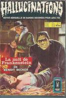HALLUCINATIONS   N° 18  - Benoit BECKER  - AREDIT 1972 - Hallucination