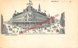 Hotel Central - Rue Nationale - Antwerpen - Antwerpen