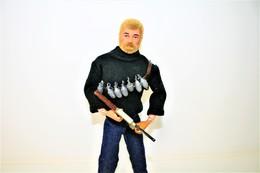 Vintage ACTION MAN : FRENCH RESISTANCE FIGHTER - Original Hasbro 1970 - Palitoy - GI JOE - Action Man