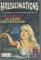 HALLUCINATIONS   N° 26  - Benoit BECKER  - AREDIT 1973 - Hallucination