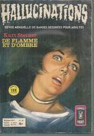 HALLUCINATIONS   N° 35  - Kurt STEINER  - AREDIT 1974 - Hallucination