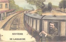 88 - VOSGES / Fantaisie Moderne - CPM - Format 9 X 14 Cm - 881413 - Lamarche - France