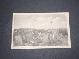 DJIBOUTI - Carte Postale De Djibouti , Huttes De Nomades - L 16234 - Djibouti