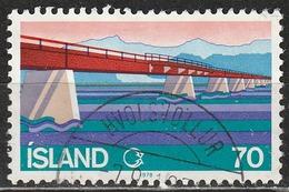 Islanda 1978 - Road Construction - Ponti - 1944-... Repubblica