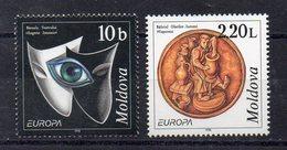 MOLDAVIE  Timbres Neufs ** De 1998 ( Ref 5309 ) EUROPA - Moldavie