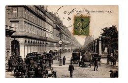 75 - PARIS . LA RUE DE RIVOLI - Réf. N°9655 - - Métro Parisien, Gares